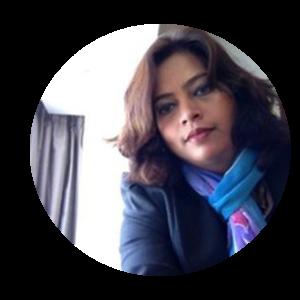 Shivali Mehandale (India)